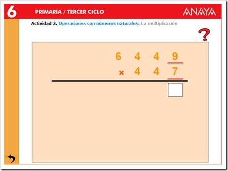 Multiplicaciones por 3 cifras
