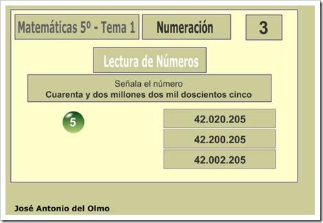 Numeración