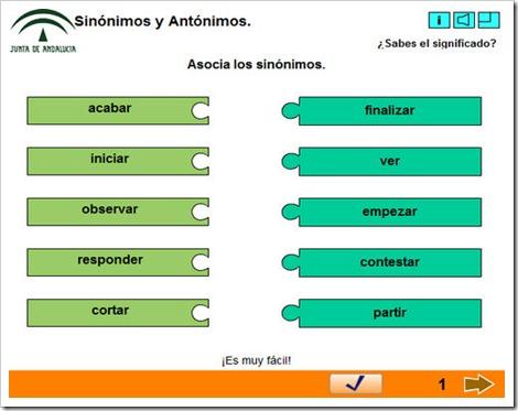 SINÓNIMOS Y ANTÓNIMOS | JUGANDO Y APRENDIENDO - photo#13