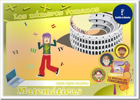 Los números romanos