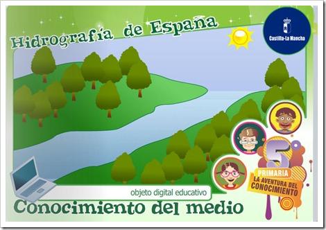 Hidrografía España