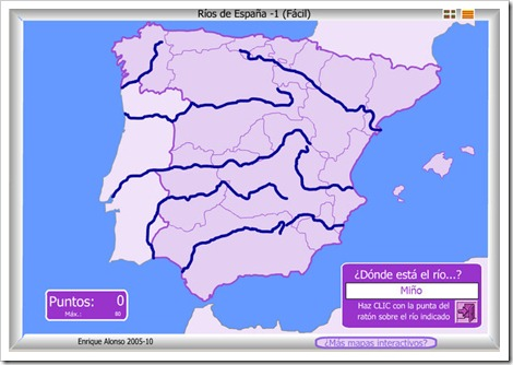 Ríos de España (1)F