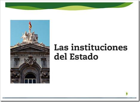 Las Instituciones del Estado
