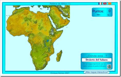 Relieve de África 1