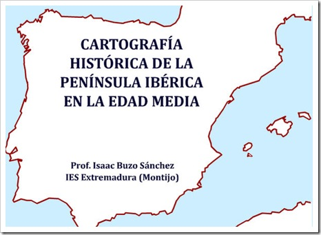 Cartografía histórica España Medieval